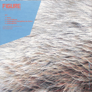 Back View : Charlotte De Witte - VISION EP (KANGDING RAY REMIX) - Figure / FIGURE X17