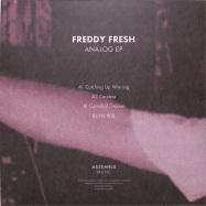 Back View : Freddy Fresh - ANALOG EP - Assemble Music / AS-24