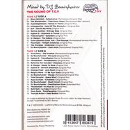 Back View : Various Artists / Bonzai Records - THE MIXTAPES: VOLUME 1 (MIXED BY BOUNTYHUNTER) (TAPE / CASSETTE) - Bonzai Records / BCT2020002
