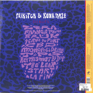 Back View : Nikitch & Kuna Maze - DEBUTS (2LP) - Tru Thoughts / TRULP390