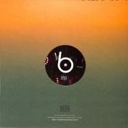 Back View : Portable - THE TRANSIT OF MERCURY - Khoi Khoi / KHOI005