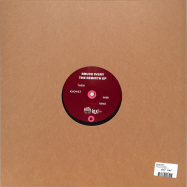 Back View : Bruce Ivery - THE REBIRTH EP - Faith Beat / FAITHBEAT-03