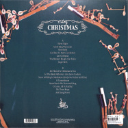 Back View : Chilly Gonzales - A VERY CHILLY CHRISTMAS (LP) - Gentle Threat / GENTLE022V / 05202461