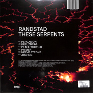 Back View : Randstad - THESE SERPENTS - VEYL / VEYL020