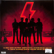 Back View : AC/DC - POWER UP (LTD RED 180G LP) - Columbia / 19439816651