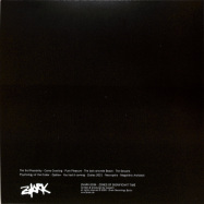 Back View : Kareem - ZONES OF SIGNIFICANT TIME (LP) - Zhark / ZHARK034