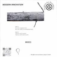 Back View : Simon Longo - SEX LINE - Modern Innovation / MI003