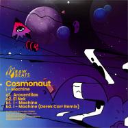Back View : Cosmonaut - I-MACHINE - Rawbeats Records / RBR002
