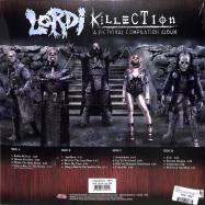 Back View : Lordi - KILLECTION (LTD BLUE 2LP) - AFM Records / AFM732 / 10361569