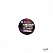 Back View : Hammer - VOX CYCLE EP - Unknown To The Unknown / UTTU108