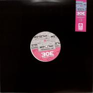 Back View : Unknown - 303 THIRD PATTERN (CLEAR VINYL) - Zodiak Commune Records / ZC-303003