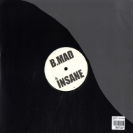 Back View : Can You F.... - CAN YOU F.../ MAD & INSANE - D012