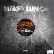 Back View : A. Paul - REMIXES - Naked Lunch  / nl1215