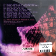 Back View : V/A - NAKED LUNCH 100 - A.PAUL REMIXED (CD) - Naked Lunch / NLCD1
