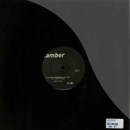 Back View : The Black Chamber - THE BLACK CHAMBER - Uturn / UT13