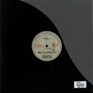 Back View : Alle Farben - ROUNDABOUT EP (LIMITED HANDSPRAYED ARTWORK) - Der Turnbeutel  / turnbeutel04