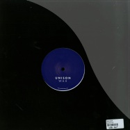 Back View : Diego Krause - UNISON WAX 01 (VINYL ONLY) - Unison Wax / UW01
