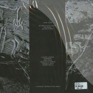 Back View : Lunar Lodge - BETWEEN SILVER AND GOD - Love Blast / lb003