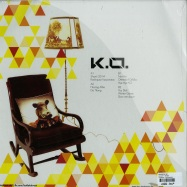 Back View : Kollektiv Ost - K.O. (2X12 LP, 180G) - Turnbeutel / turnbeutellp03