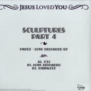 Back View : Padez - LOVE RELOADED EP - Jesus Loved You / JLY021
