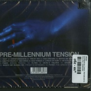 Back View : Tricky - PRE-MILLENNIUM TENSION (REMASTERED+EXPANDED EDIT.) (CD) - Cherry Red / CDMRED682