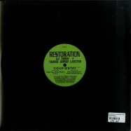 Back View : DJ Teech and Taurus Impex Limited - COUP D ETAT EP - Restoration / RST021