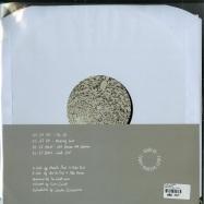 Back View : DJ OK / DJ bwin - UNTITLED EP - First Second Label / FSL003