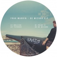 Back View : Frag Maddin - DE WIZARD EP - Kakudo Records / KAKUDO005