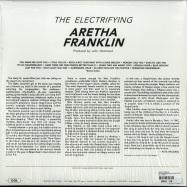 Back View : Aretha Franklin - THE ELECTRIFYING ARETHA FRANKLIN (LP) - DOL / DOS687H