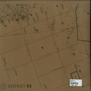 Back View : Johannes Volk - INSERT EP - District 66 / DSTRT004
