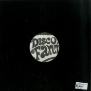 Back View : Various Artists - DISCOTHEQUE FANTASTIQUE 01 (COLOURED VINYL) - Discotheque Fantastique / DF001