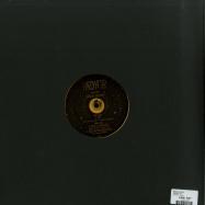Back View : Malik Alston - REBIRTH EP - Hardmatter / HM003