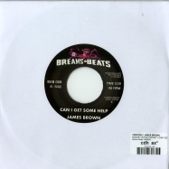 Back View : Cerrone / James Brown - ROCKET IN THE POCKET / CAN I GET SOME HELP (7 INCH) - Breaks+Beats / BAB008