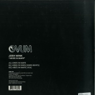 Back View : Josh Wink - ARIES IN MARS (OVUM 300!) - Ovum / OVM300