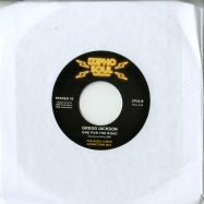 Back View : Gregg Jackson - ONE FOR THE ROAD (7 INCH) - Izipho Soul / ZP23
