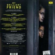 Back View : Max Richter - MY BRILLIANT FRIEND O.S.T. (180G 2LP + MP3) - Deutsche Grammophon / 4837052