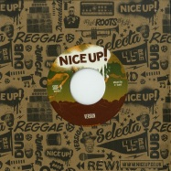 Back View : Sub Alpine - RUB A DUB SOLDIERS (7 INCH) - Nice Up! Records / NUP061