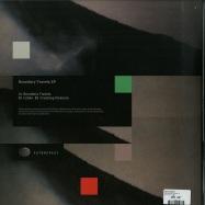 Back View : David Morley - BOUNDARY TRAVELS - Futurepast / FP003