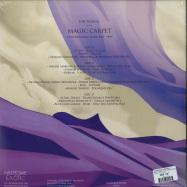 Back View : Jose Manuel Presents - MAGIC CARPET (2LP COMPILATION) - Harmonie Exotic / HE002