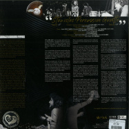 Back View : Ivan Jullien - LIVE AT NANCY JAZZ PULSATIONS (LP) - Mimetik Records / MMTK01