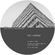 Back View : VII Circle - EVERY END IS A NEW BEGINNING EP - Rapid Eye Movement / REM007