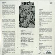 Back View : Various Artists - TROPICALIA: OU PANIS ET CIRCENCIS (180G LP + CD) - Lilith Records / LR340LP