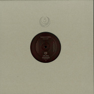 Back View : Foreign Material - THE QUEST (RED & BLACK VINYL) - Norite / NORLTD003