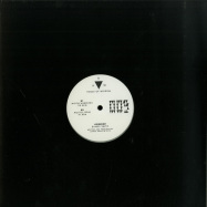 Back View : Daniel Savio - ABBA MAUSOLEUM (TRANSPARENT WHITE VINYL) - House Of Wisdom / HOW009