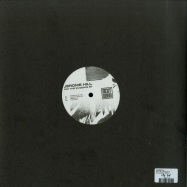 Back View : Jerome Hill - EAT THE EVIDENCE EP - Dext Recordings / DEXT013