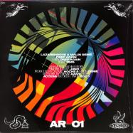 Back View : Lazare Hoche / Malin Genie - DEEP AGAIN - Access France / AR 01
