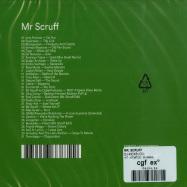 Back View : Mr. Scruff - DJ-KICKS (CD. MIXED) - !K7 / K7387CD / 05196202