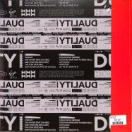 Back View : Duke Dumont - DUALITY (LP) - Virgin / 0842699