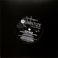 Back View : Thommy Davis Featuring Tasha LaRae & Sheila Ford - HOT SHOT (7 INCH) - Quantize Recordings / QTZSEVEN010