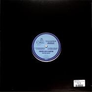 Back View : Gene On Earth - SUPER BLUE (STANDARD COVER) - Limousine Dream / LD006